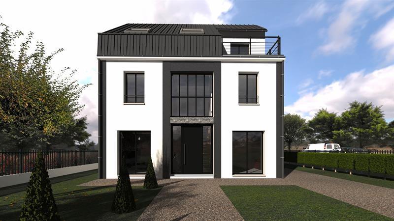 """Modèle de maison  """"Champ de mars 152"""" à partir de 7 pièces Essonne par MAISONS BERVAL – DIRECTION COMMERCIALE"""