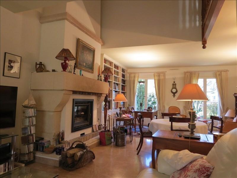 Vente maison / villa Chauvry 472000€ - Photo 2