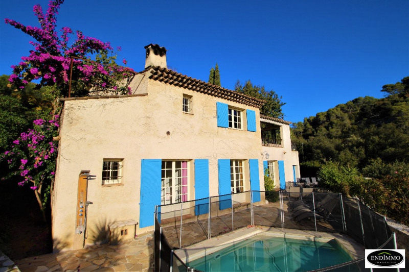 Deluxe sale house / villa La colle sur loup 1 090 000€ - Picture 1