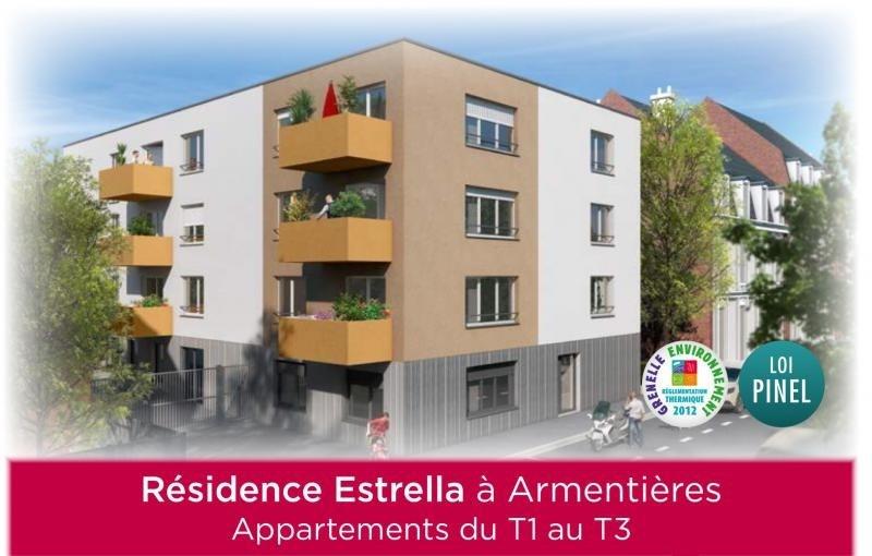 Vente appartement Armentieres 153450€ - Photo 1