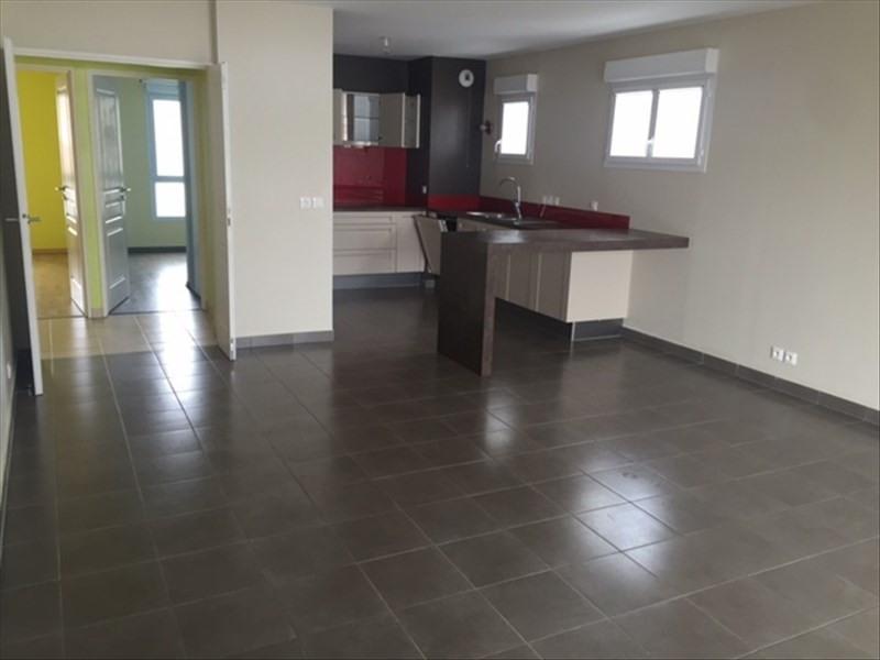 Vente appartement Prevessin-moens 445000€ - Photo 2