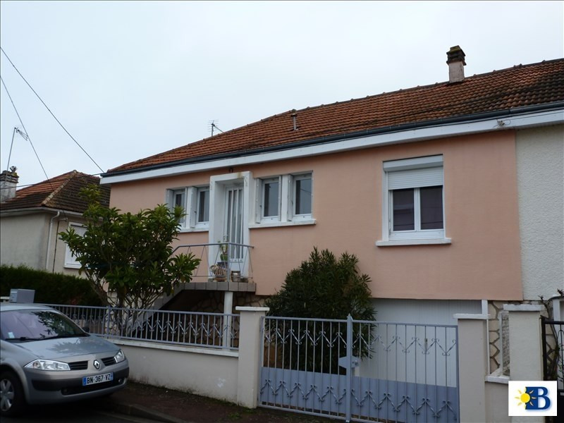Vente maison / villa Chatellerault 116 600€ - Photo 1