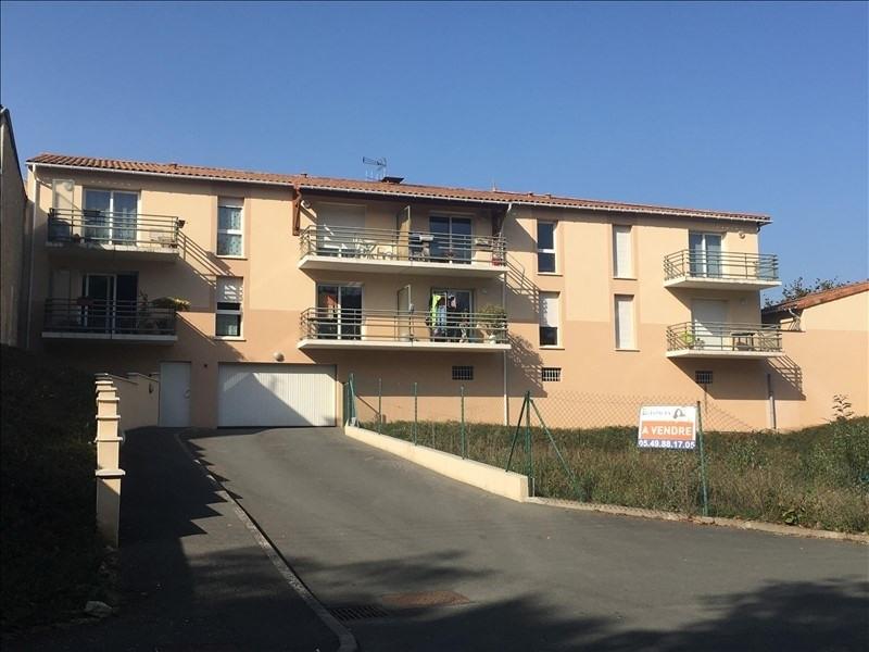 Rental apartment Chasseneuil du poitou 596€ CC - Picture 1