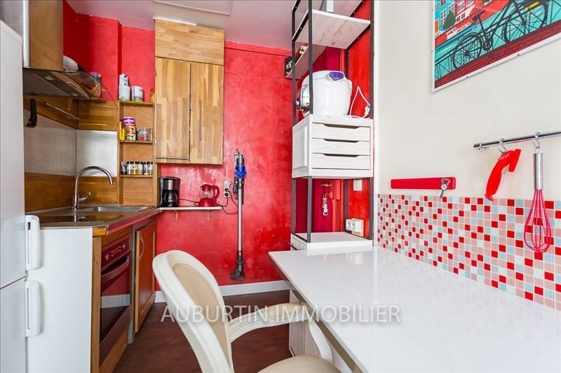 Venta  apartamento Paris 18ème 210000€ - Fotografía 4