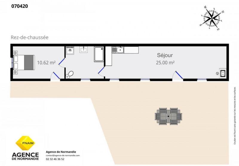 Vente maison / villa Montreuil-l'argille 70000€ - Photo 7