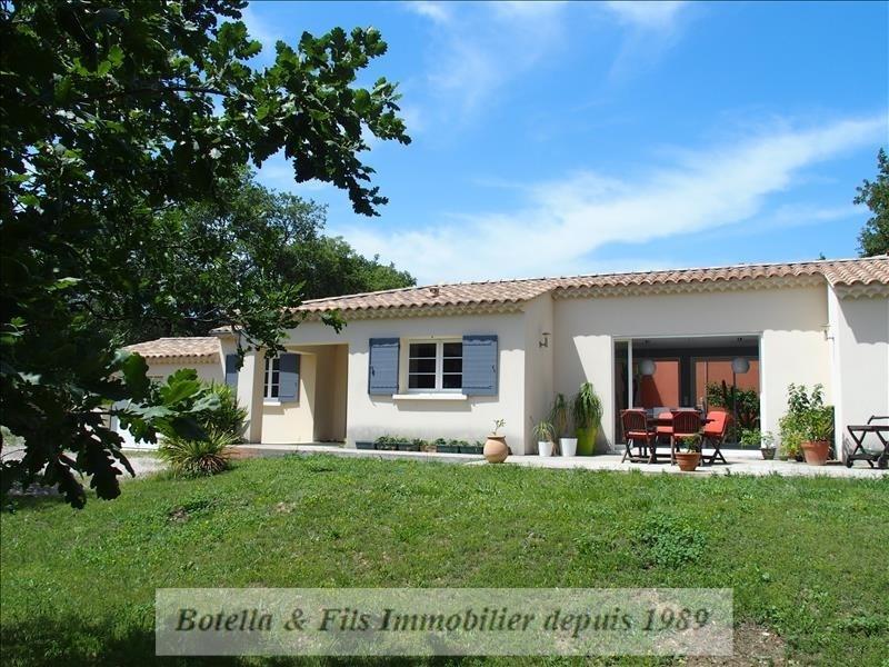 Venta  casa Laudun 425000€ - Fotografía 1