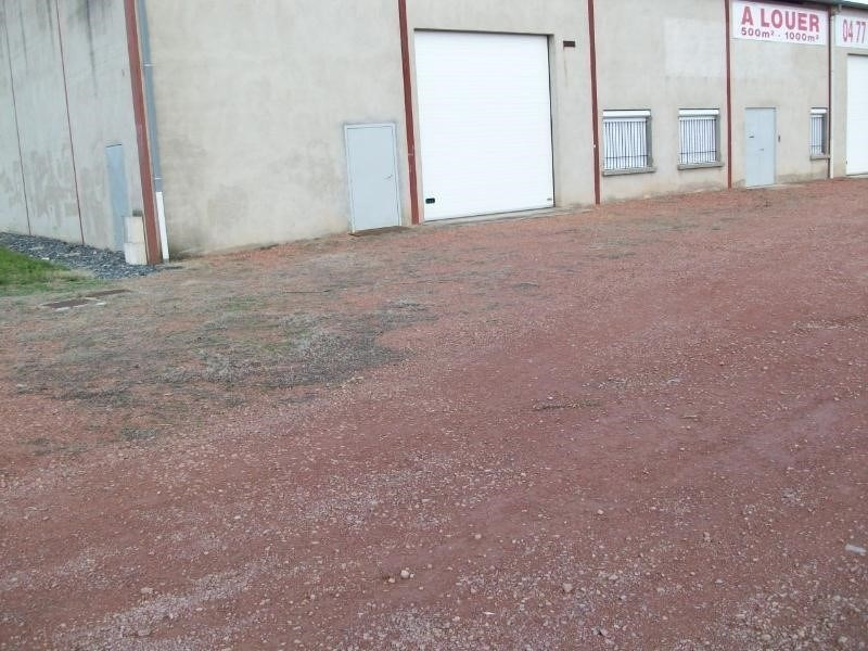 Commercial lease transfer empty room/storage Roanne 129000€ - Picture 2