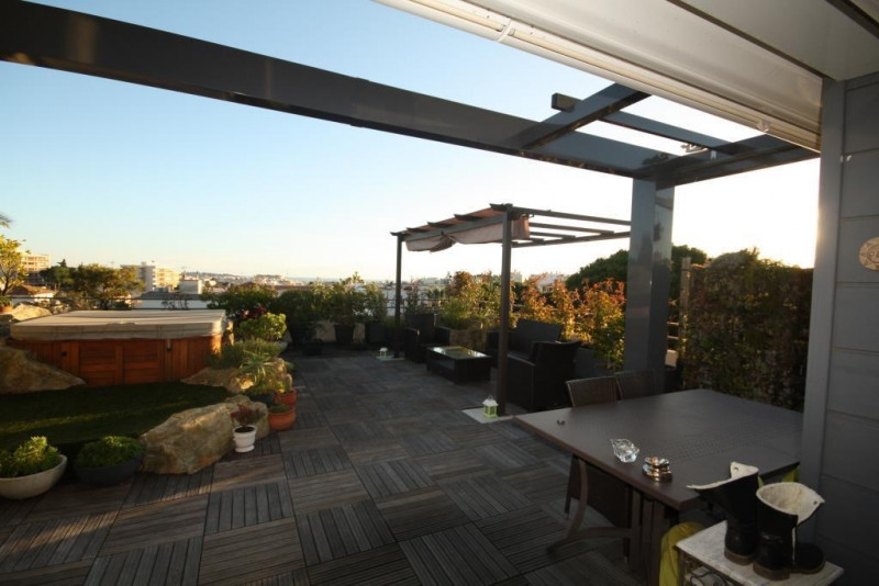 Vente de prestige appartement Juan les pins 1150000€ - Photo 2