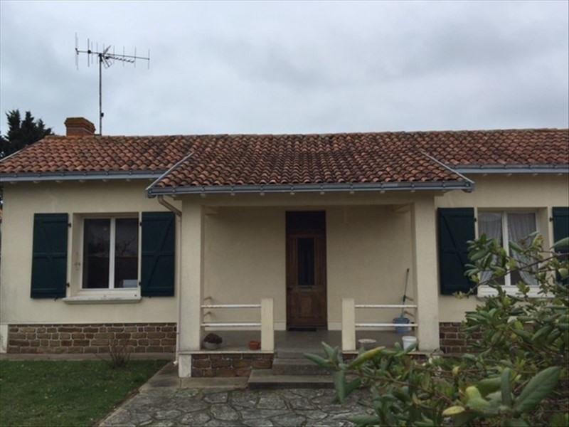 Sale house / villa Jard sur mer 213200€ - Picture 7