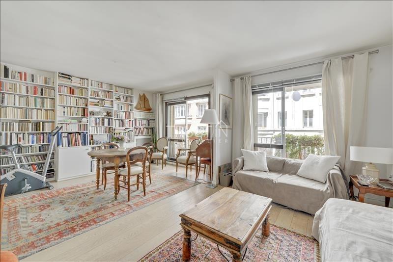 Vente appartement Paris 15ème 730000€ - Photo 3