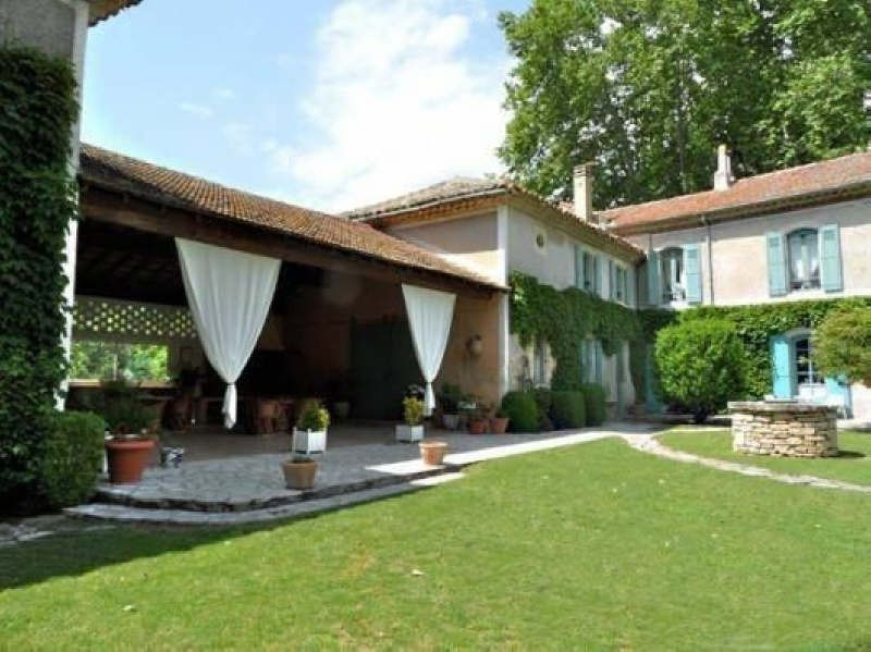Deluxe sale house / villa Goudargues 995 000€ - Picture 3