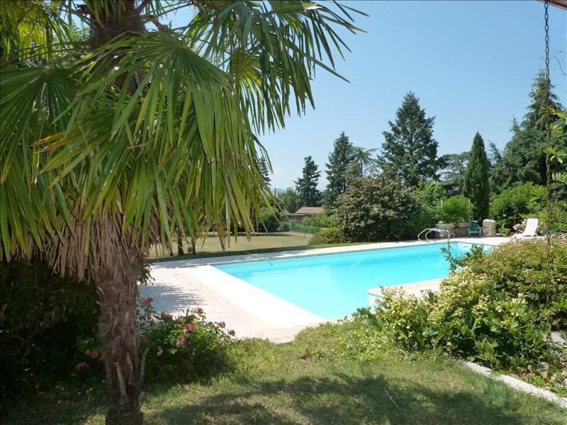 Vente de prestige maison / villa Villerest 495 000€ - Photo 2