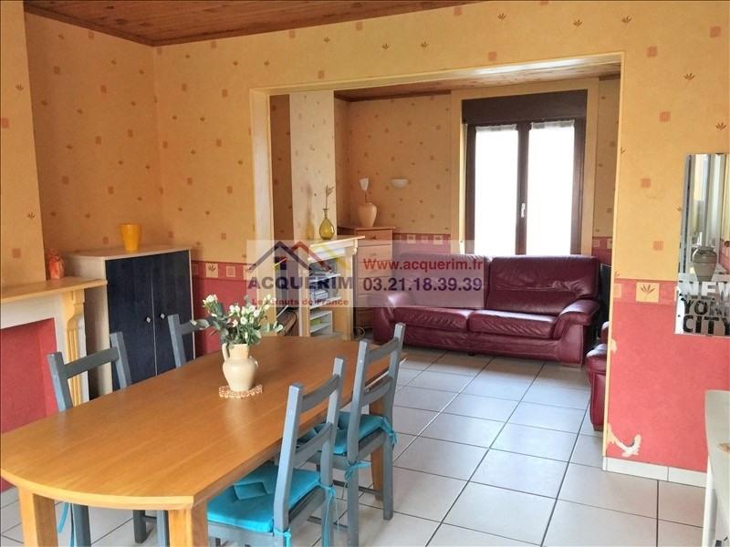 Vente maison / villa Carvin 129000€ - Photo 1