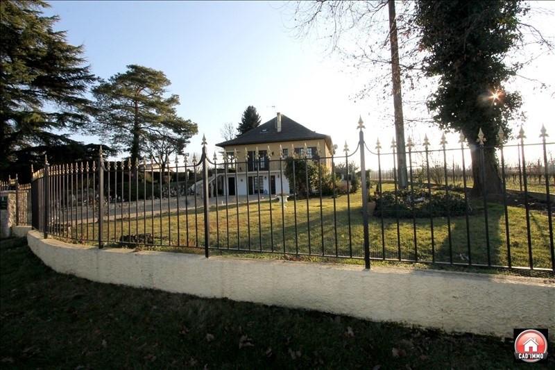 Sale house / villa Lamonzie saint martin 342000€ - Picture 9