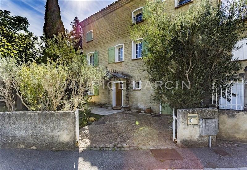 Revenda residencial de prestígio casa Montfavet 420000€ - Fotografia 4