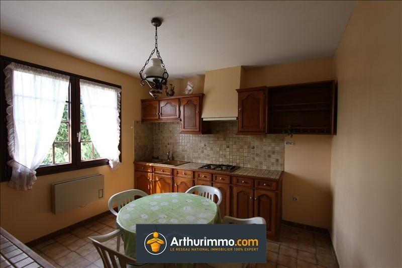 Sale house / villa Morestel 240000€ - Picture 5