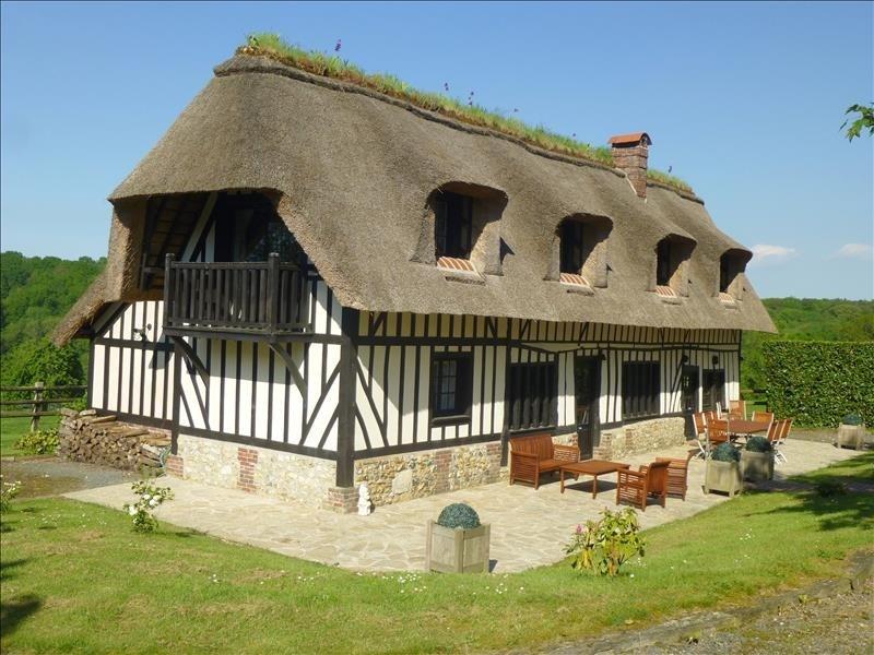 Vente maison / villa Honfleur 495000€ - Photo 1