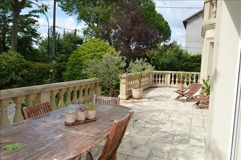 Vente maison / villa La varenne st hilaire 995000€ - Photo 4