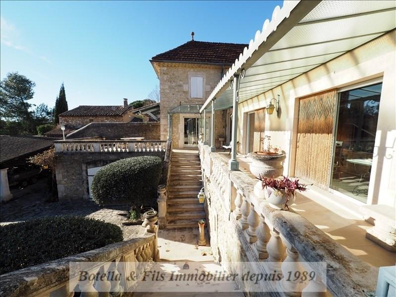 Immobile residenziali di prestigio casa Uzes 830000€ - Fotografia 16