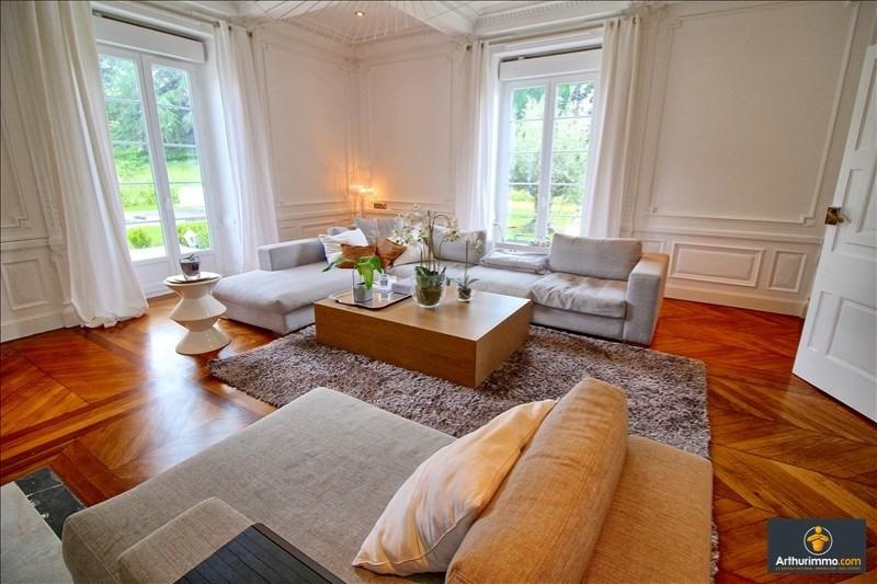 Vente de prestige appartement Heyrieux 460000€ - Photo 1