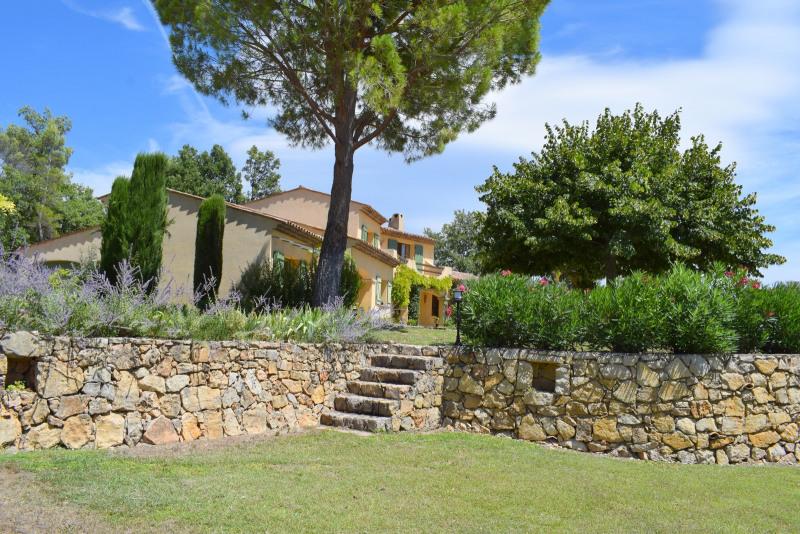 Deluxe sale house / villa Seillans 895000€ - Picture 9
