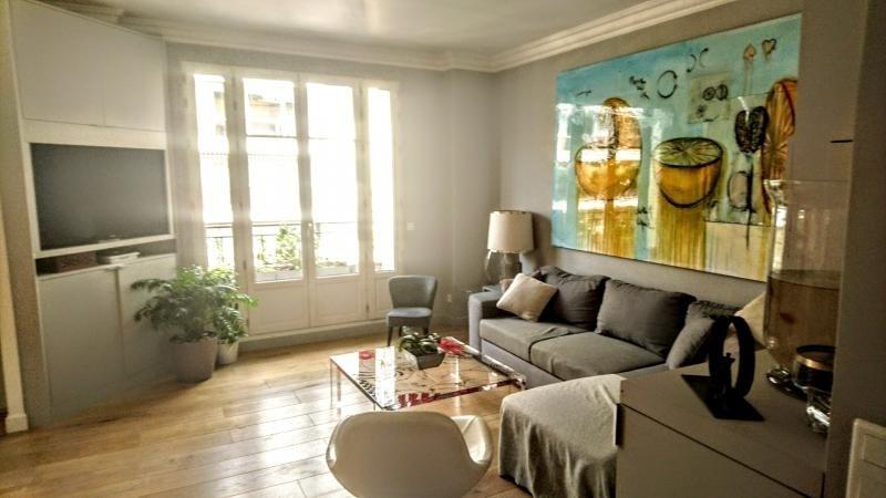 Deluxe sale apartment Paris 16ème 1500000€ - Picture 4
