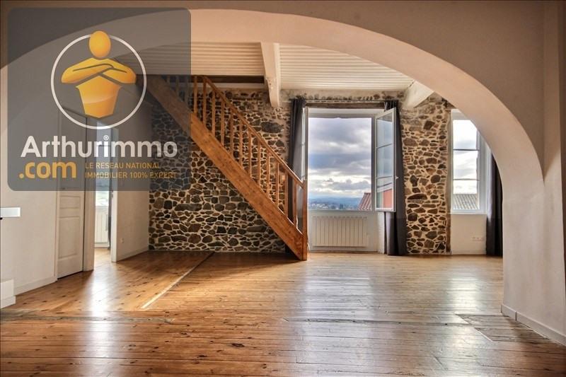 Sale apartment Saint galmier 178000€ - Picture 2