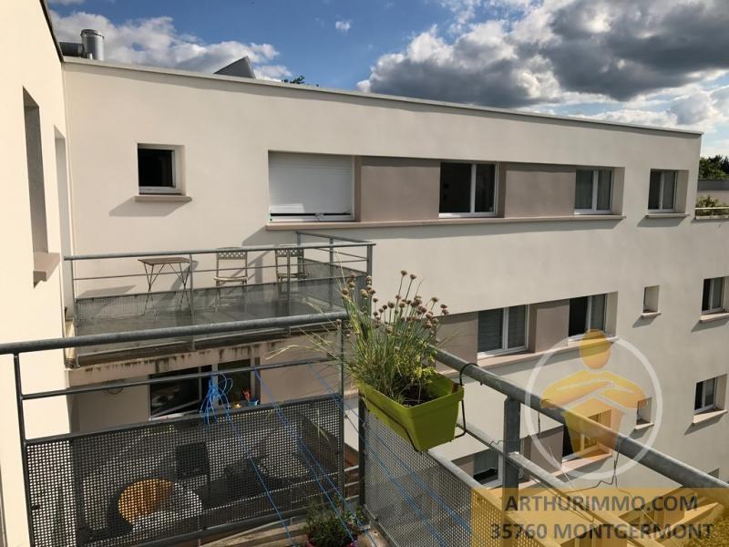 Produit d'investissement appartement Rennes 155700€ - Photo 1