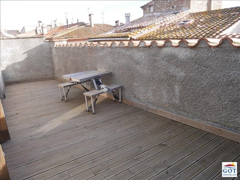 Sale building Torreilles 220000€ - Picture 1
