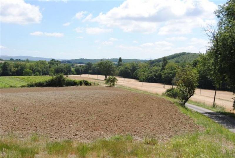 Venta  terreno Montgradail 49700€ - Fotografía 3