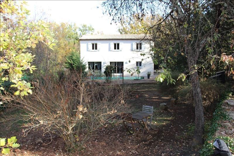 Vente maison / villa Saint cezaire sur siagne 424000€ - Photo 3