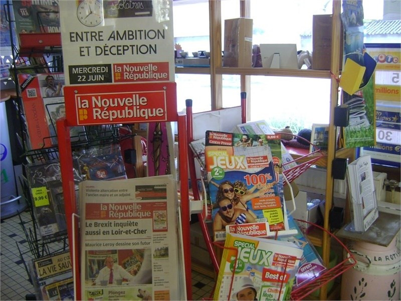 Fonds de commerce Tabac - Presse - Loto Saint-Aignan 0