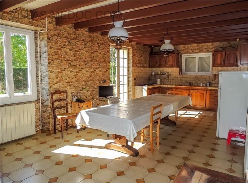 Vente maison / villa Saint christoly medoc 388000€ - Photo 4