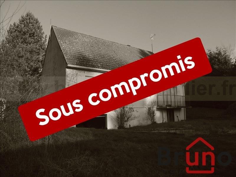 Sale house / villa Regniere ecluse 78000€ - Picture 1
