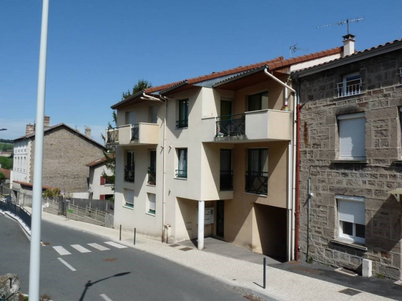 Revenda apartamento Roche-la-moliere 85000€ - Fotografia 9