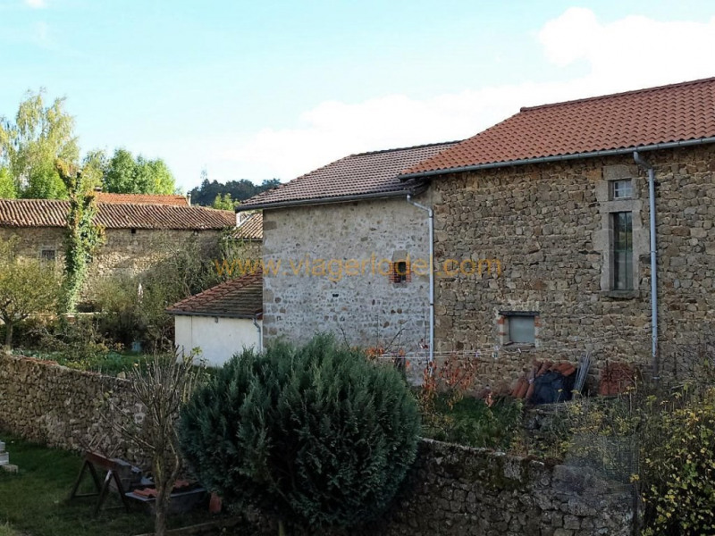 Пожизненная рента квартирa St maurice de lignon 25000€ - Фото 3