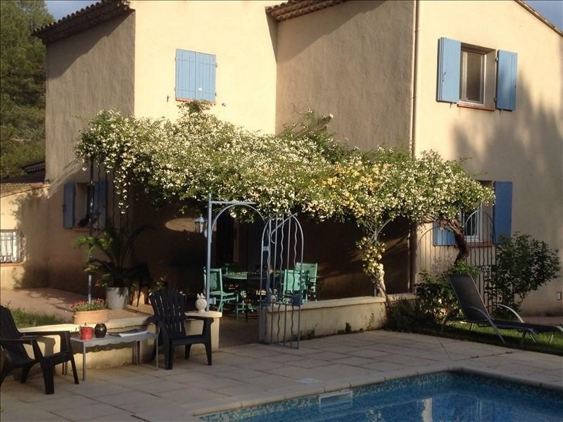 Vente de prestige maison / villa Lambesc 695000€ - Photo 2