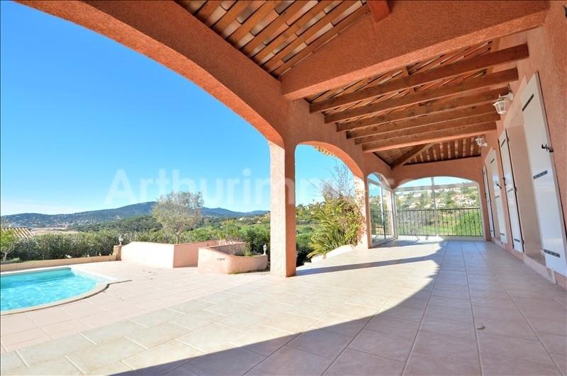 Vente de prestige maison / villa Sainte maxime 750000€ - Photo 1