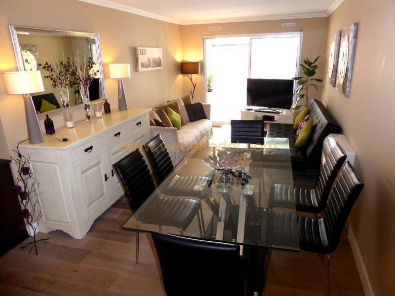 Viager appartement Cannes-la-bocca 68000€ - Photo 1