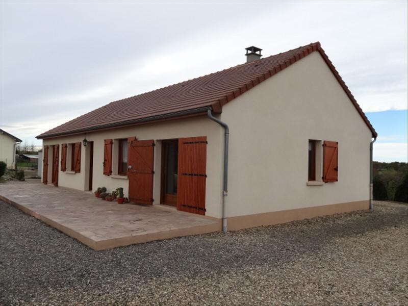 Vente maison / villa Dornes 139000€ - Photo 1