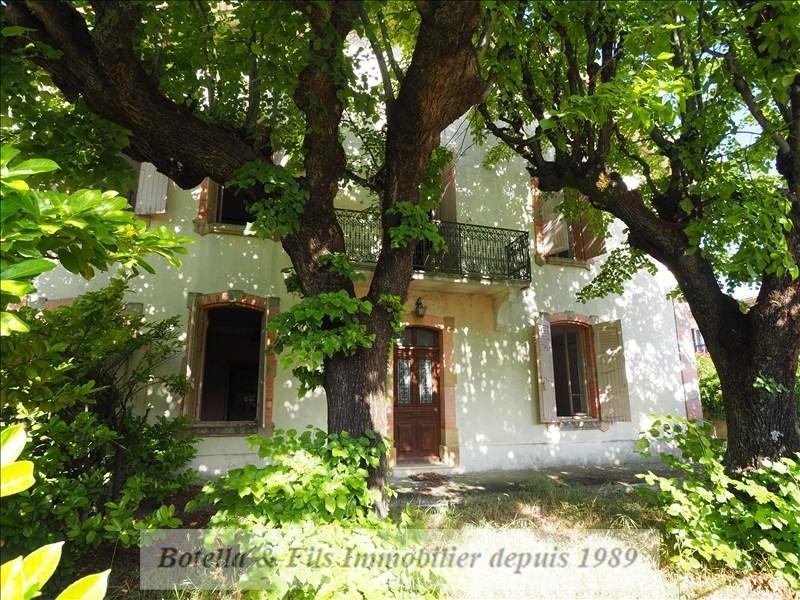 Venta  casa Uzes 319900€ - Fotografía 1