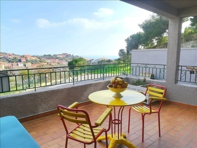 Sale apartment Collioure 310 000€ - Picture 1