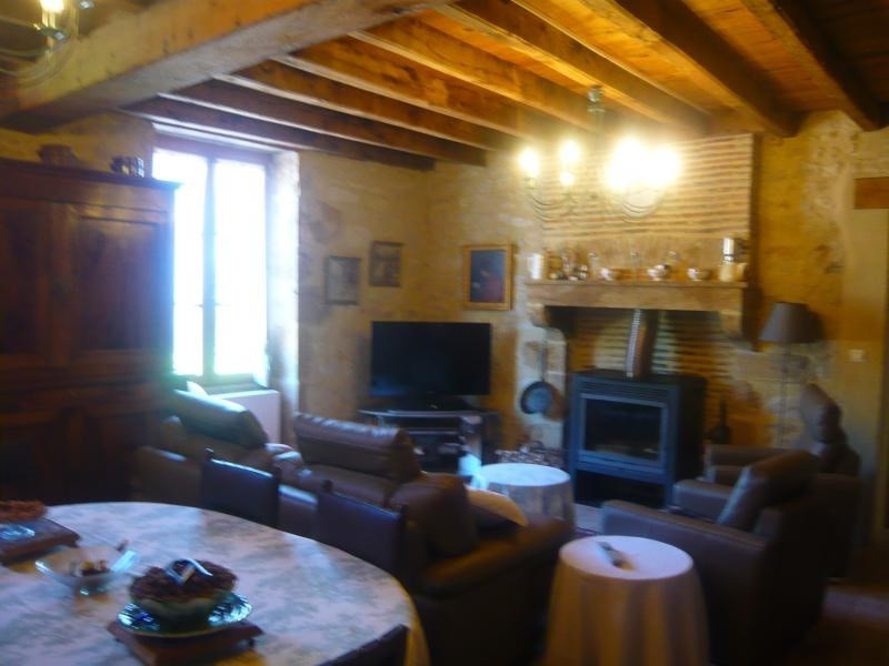 Vente maison / villa Menetou couture 341 000€ - Photo 2