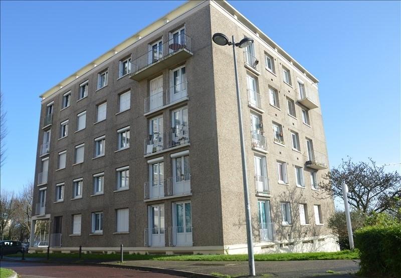Vente appartement Caen 104000€ - Photo 1