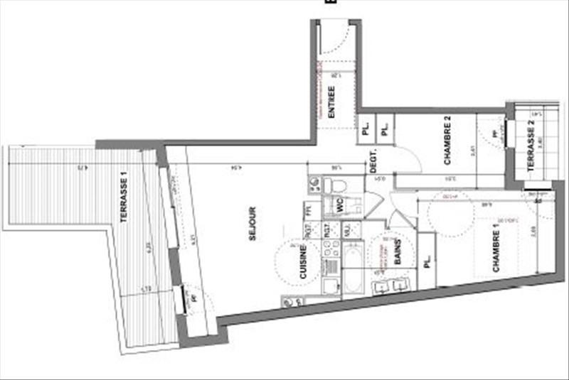 Vente de prestige appartement Bormes les mimosas 460000€ - Photo 3