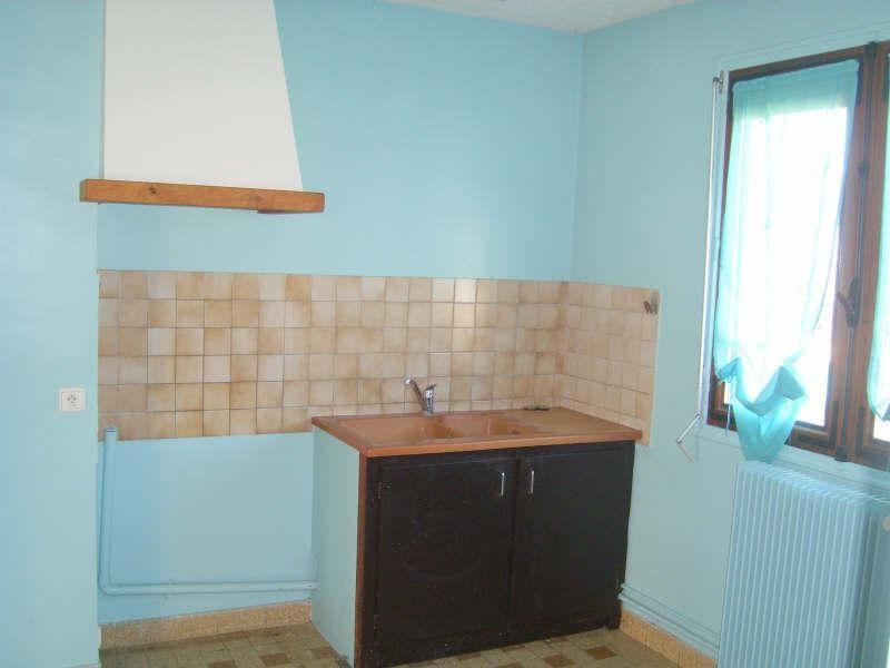 Rental house / villa Gond pontouvre 590€ CC - Picture 7