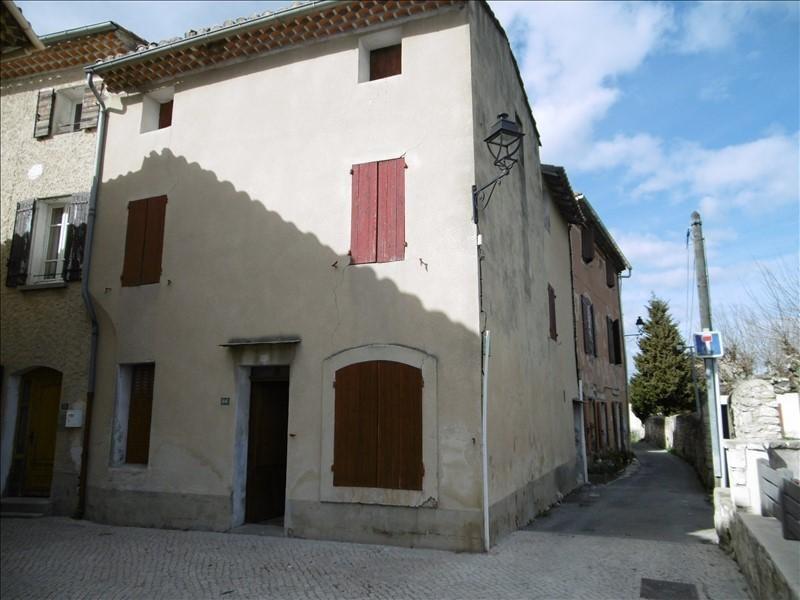 Verkoop  huis Le thor 117700€ - Foto 1