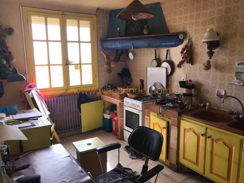 Lijfrente  huis Nice 145000€ - Foto 5