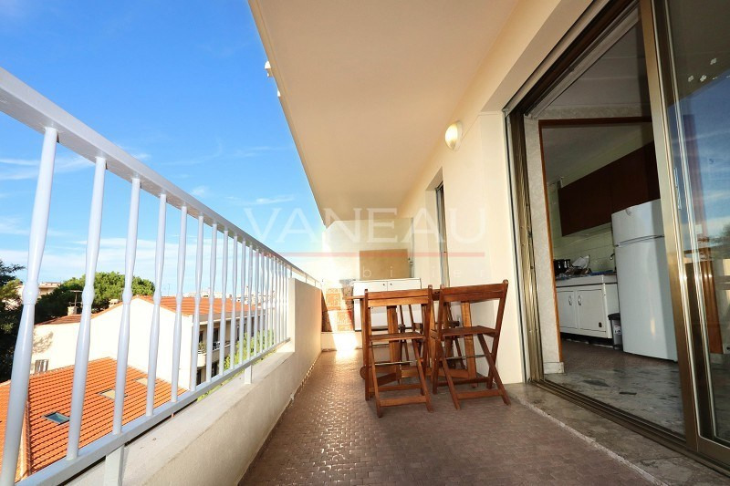 Vente de prestige appartement Juan-les-pins 132 500€ - Photo 1