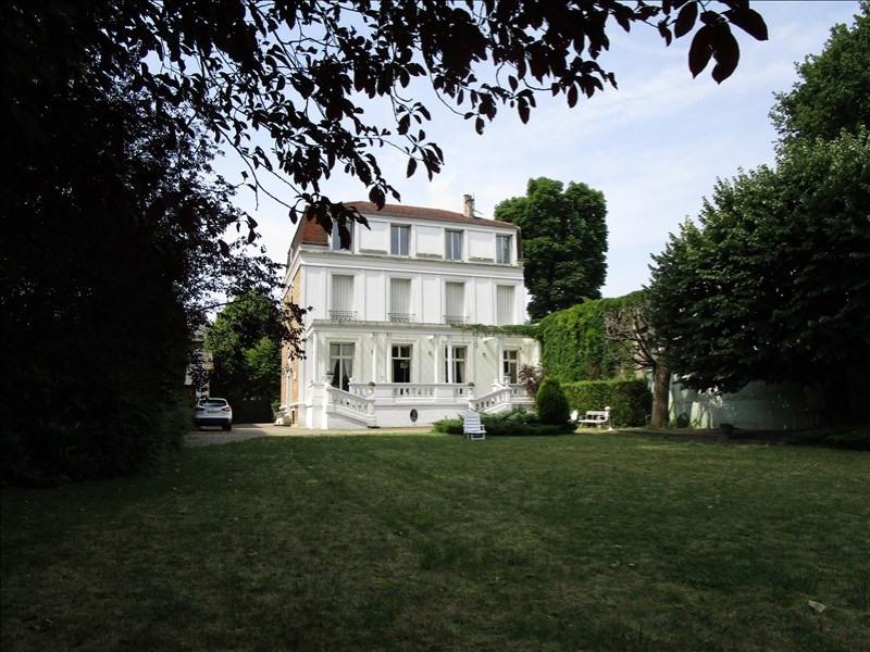 Deluxe sale house / villa Enghien les bains 2170000€ - Picture 1